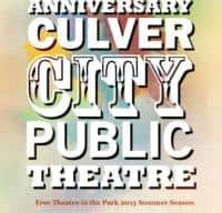 Culver City Public Theater to Open 17th Season