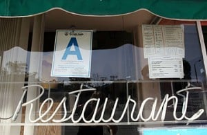CC Foodie – Restaurant Grades to Add Numbers