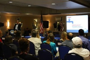 "West Basin ""Drought Town Hall"" Success"
