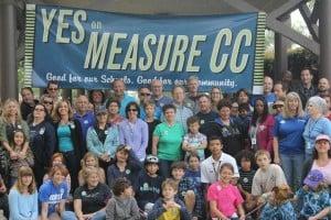 Measure CC School Bond Update – Mike Reynolds