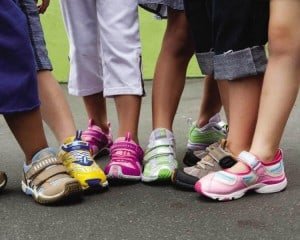 Make a Plan for Walk to School Day – Oct. 7