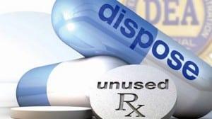 CCPD Offers Prescription Drug Take Back
