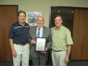 Riordan Earns Centennial Celebration Honor