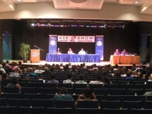 Ask2Know School Board Forum Brings Students and Candidates Together