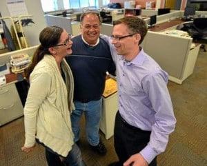 Congratulations! Daily Breeze Wins the Pulitzer