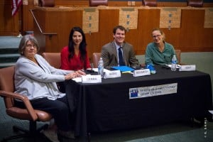 League of Women Voters Candidate Forum Offers an Evening of Answers