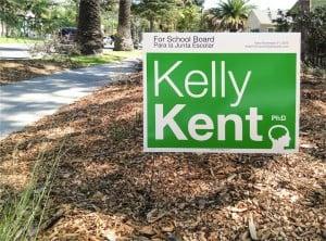 Kent Garners More Endorsements in School Board Race