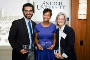 Antioch Alumni Awards Applaud Achievement