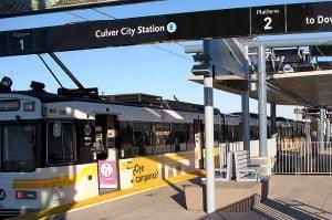 Culver City Expo Station to Close Oct. 31 to Nov. 1