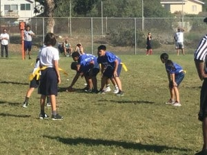 Defense Leads Culver City 6th Grade Football Team to Victory