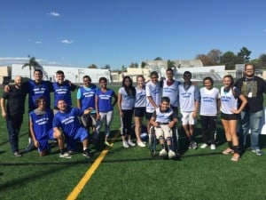 CCHS Soccer Kicks It with Team Prime Time