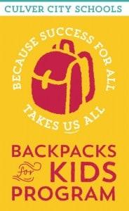 CCUSD Backpack Program Needs Your Help