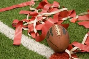 Flag Football Takes Down Vista 31- 8