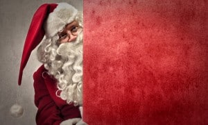 Santa's Local Schedule – The Sleigh Will Be Here Soon