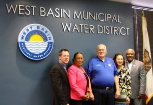 Water District Elects Board Officers
