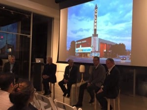 Architects Hit the High Notes at Performance Space Panel