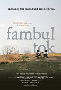 Whole 9 Gallery to Screen 'Fambul Tok'