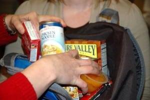 CCUSD Backpacks for Kids Food Drive – Feb. 6 & 7