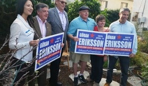 Endorsements for Eriksson