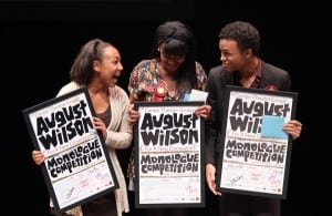 Students Selected for August Wilson Monologue Competition