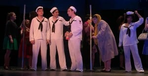 Blurred Vision Theater 'On The Town' – Opening March 11