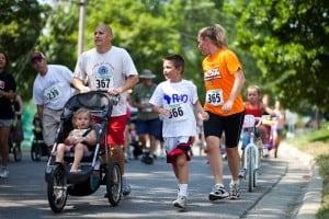 YMCA Healthy Family Run – April 3
