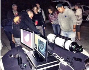 Star Party @ WLA College – April 18