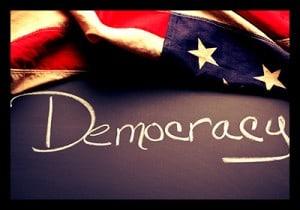 "CCHS Wins Rare Honor of ""Democracy School"""