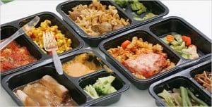 Meals on Wheels Food