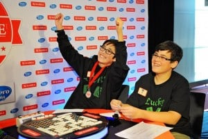 Spelling Champs are Scrabble Winners