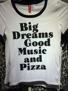 Pizza Lovers for Music? Music Lovers for Pizza?