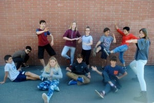 Time to Laugh! CCMS Improv This Weekend!