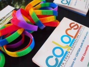 Antioch University Garden Party Fundraiser for Colors LGBTQ Youth Counseling Center
