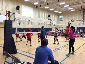 Youth Vollyball Camp