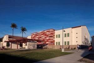 Santa Maria High School by Rachlin Partners - Photography by Tom Bonner - Job ID 6154