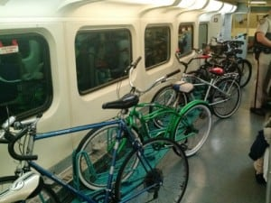 Wheels to the Train ? Bike Commuter Clinic