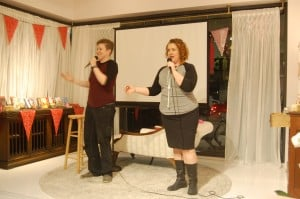 Bookstore Offers Comedy for Bodice Ripping Laughter