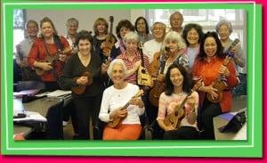 CC Strummers to Offer Ukulele Music  @ Senior Center
