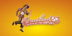 Fresh Footprints on Yellow Brick Road 'Screenland 5K' Now Signing Runners