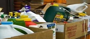 Hazardous Waste Drop Off  – June 25