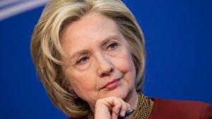 Hillary Clinton Rallies Women at WLA College