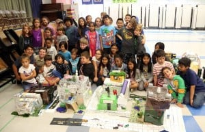 Modeling the Future – Lin Howe Students Envision the Next Century
