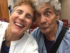 Bucket List Actors Keep Sketch Comedy Fresh @ Senior Center