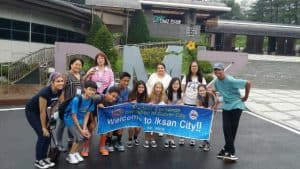 Sister City to Welcome Korean Students