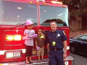 Julian Dixon Library Storytime with CCFD