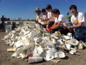 City Council Has Polystyrene Ban on Agenda