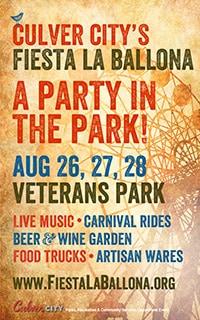 Fiesta La Ballona 2016