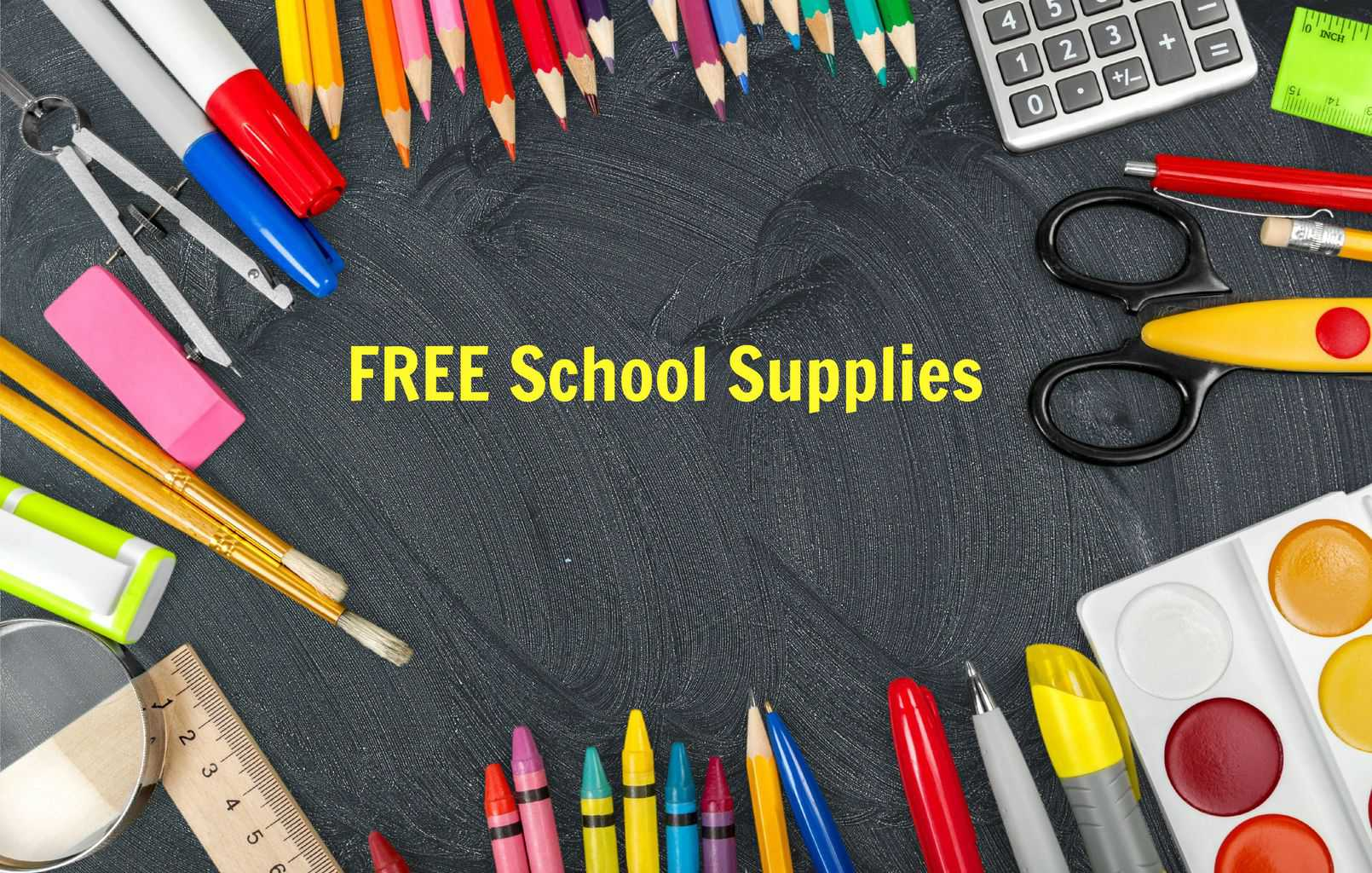 Annual School Supply Give Away – August 6 | Culver City