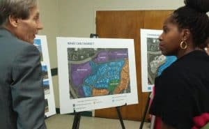 Fox Hills Meeting Asks Residents to Reimagine