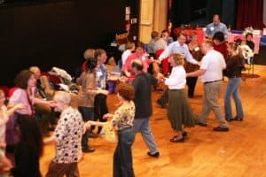 Adult School Contra Dance @ Farragut
